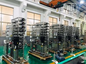 Machines Reverse Osmosis Water Treatment Water Purification   Manufacturing Equipment for sale in Lagos State, Amuwo-Odofin