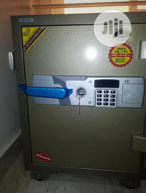 Brand New Imported Digital Fire Proof Safe With Security Numbers | Safetywear & Equipment for sale in Lagos State, Yaba