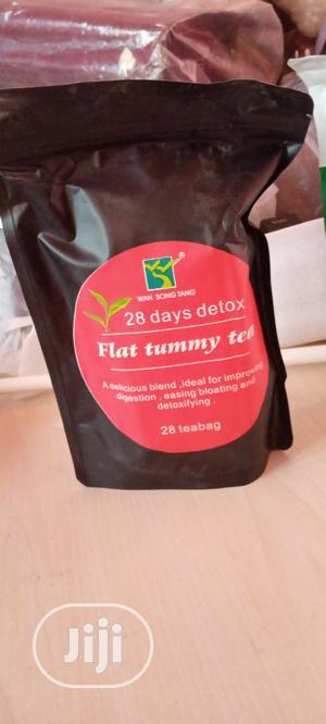 Flat Tummy Tea 100% Organic Herbs | Vitamins & Supplements for sale in Abia State, Umuahia