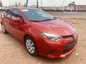 Toyota Corolla 2015 Red | Cars for sale in Lagos State, Lekki
