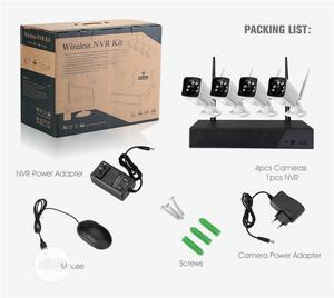 Wireless NVR CCTV Camera Kit   Security & Surveillance for sale in Lagos State, Ikeja