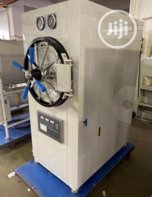 HORIZONTAL Autoclave Machine | Medical Supplies & Equipment for sale in Lagos State, Mushin