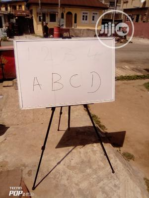 2fit By 3fit White Board And Stand | Stationery for sale in Lagos State, Yaba