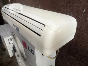 1 HP LG Air-Conditions | Home Appliances for sale in Lagos State, Agboyi/Ketu