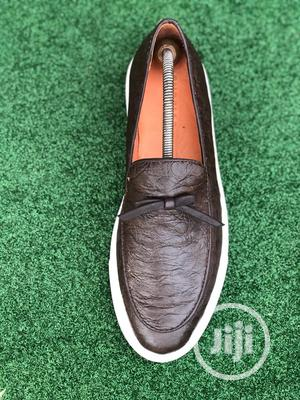 Brown Skin Loafers,   Shoes for sale in Lagos State, Mushin