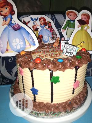 Sofia The First Birthday Cake   Wedding Venues & Services for sale in Lagos State, Egbe Idimu