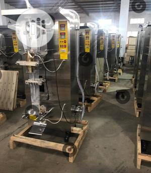 Pure Water Sealing Machine Pure Water Filling and Packaging   Manufacturing Equipment for sale in Lagos State, Ikeja
