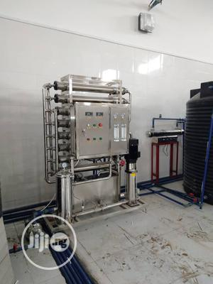 Reverse Osmosis Machine For Water Treatment And Purification   Manufacturing Equipment for sale in Lagos State, Ikeja