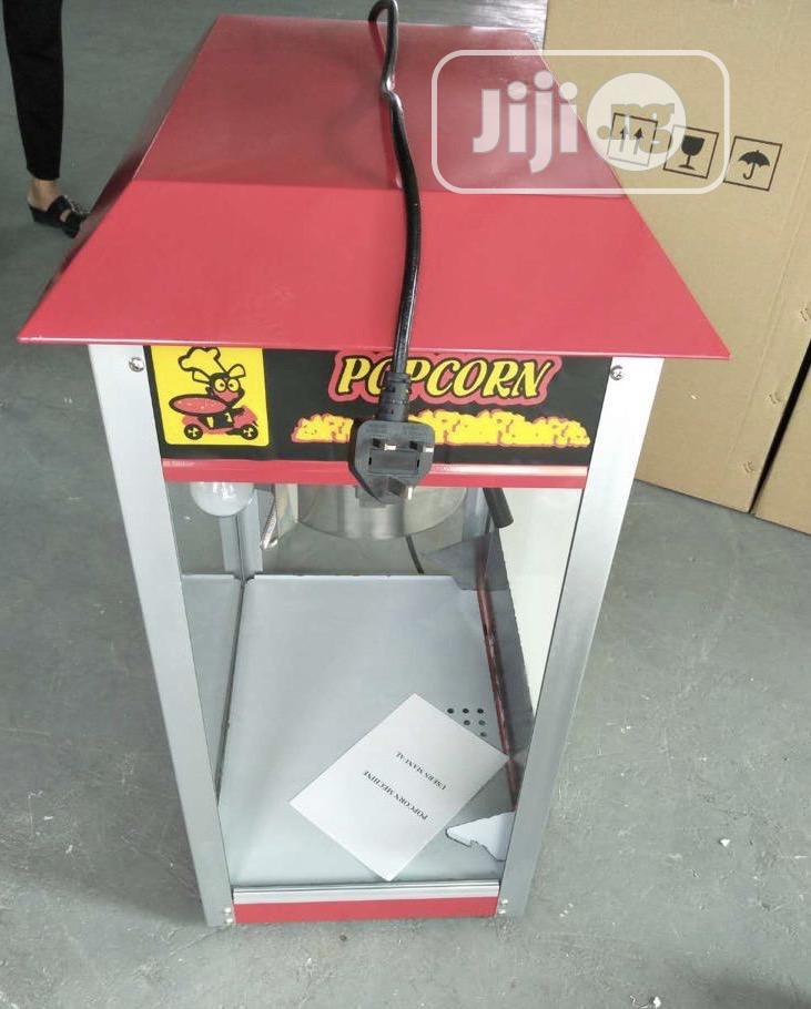 Popcorn Machine For Popcorn Making