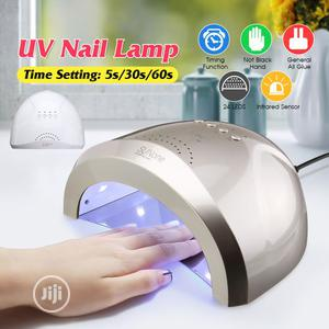 48W White Light UV Lamp Nail Dryer French Fingernail & Toenail Polish   Tools & Accessories for sale in Lagos State, Agege