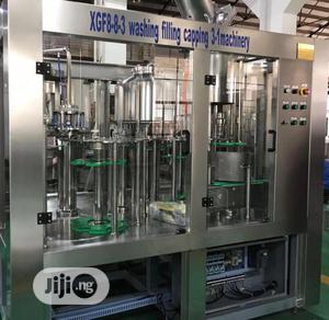 Bottle Water Producing Machine For Bottle Filling And Packaging   Manufacturing Equipment for sale in Lagos State, Amuwo-Odofin