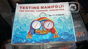 Testing Manifold Guage Professional No:Ct -536H/Hf | Building Materials for sale in Lagos State, Lagos Island (Eko)