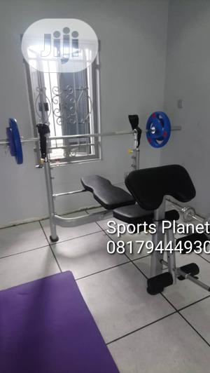 New Commercial Bench Press | Sports Equipment for sale in Rivers State, Port-Harcourt