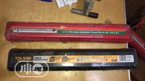 """1/2"""" Dr Micrometer Adjustable Torque Wrench 28 To 210 N.M 