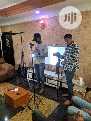Videographer/Cinematographer   Arts & Entertainment CVs for sale in Lagos State, Surulere