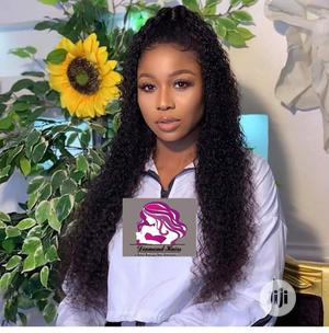 """18""""Water Curls   Hair Beauty for sale in Lagos State, Ojo"""