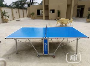 Brand New Outdoor Table Tennis Table | Sports Equipment for sale in Lagos State, Lekki