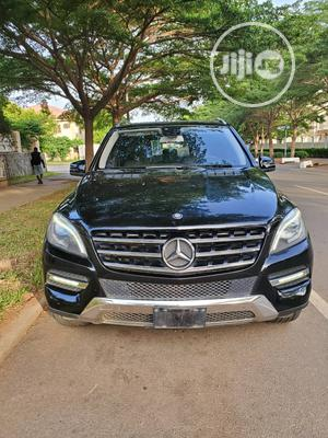 Mercedes-Benz M Class 2012 Black | Cars for sale in Abuja (FCT) State, Wuse 2
