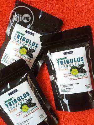 Organic Tribulus Powder -100g (For Fertility/Hormone Balance) | Sexual Wellness for sale in Lagos State, Magodo