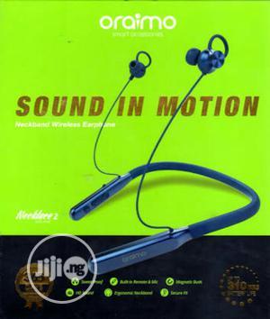Oraimo Wireless Bluetooth Headphone OEB-E74D   Headphones for sale in Lagos State, Lagos Island (Eko)