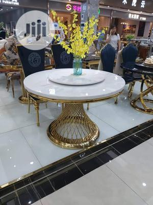 Italian Unique Dining Tables With 6 Chairs | Furniture for sale in Lagos State, Lagos Island (Eko)
