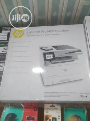 Hp Laserjet Pro Mfp M428dw   Printers & Scanners for sale in Lagos State, Apapa