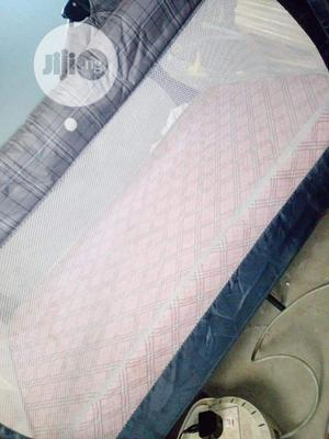 Neatly Used Park And Play Baby Cot | Children's Furniture for sale in Lagos State, Ikorodu