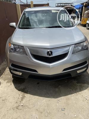 Acura MDX 2011 Silver   Cars for sale in Lagos State, Surulere