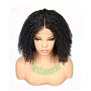 Soft Silky Baby Curl Human Hair Wig | Hair Beauty for sale in Lagos State, Lekki