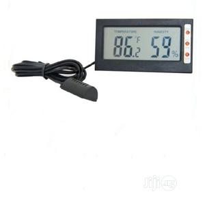 Digital Thermometer Hygrometer With Probe   Farm Machinery & Equipment for sale in Lagos State, Ojo