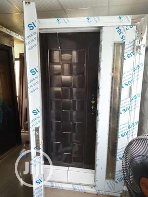 Stainless Glass Door In Door | Doors for sale in Lagos State, Orile