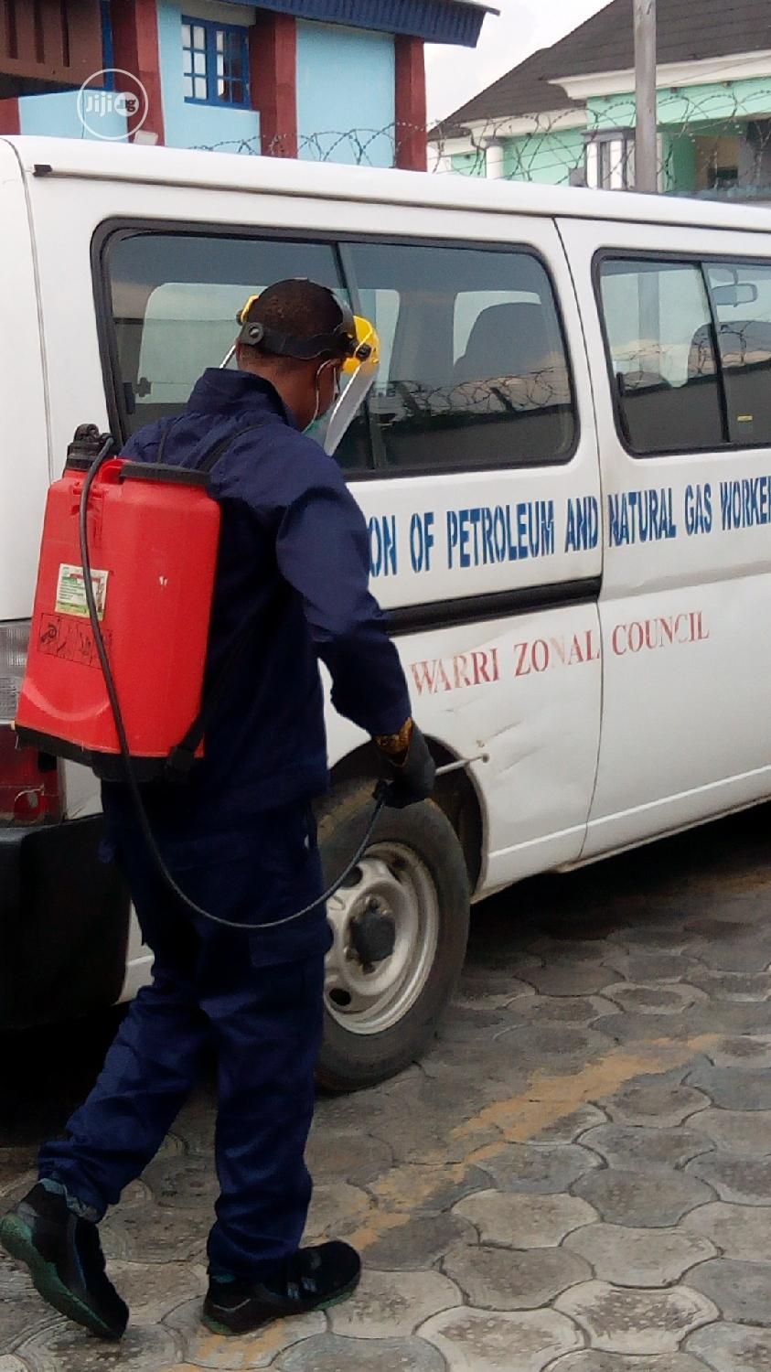 Fumigation and Cleaning | Cleaning Services for sale in Oshimili South, Delta State, Nigeria
