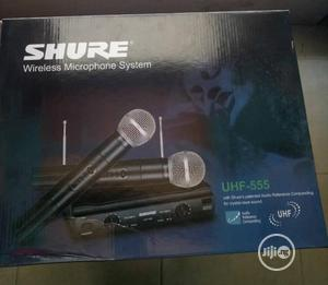 Shure Wireless Microphone | Audio & Music Equipment for sale in Lagos State, Ojo