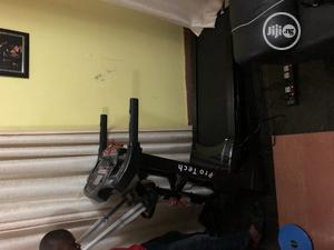 Brand New 2.5hp Treadmill With Massager   Sports Equipment for sale in Lagos State, Ajah