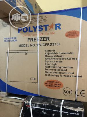 Poly Star 373 Chest Freezer, Chilling Very Fast | Kitchen Appliances for sale in Lagos State, Ikeja