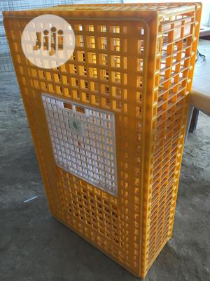 Transfer Crates Bigger Capacity 15 Mature Birds 3kg   Farm Machinery & Equipment for sale in Lagos State, Alimosho