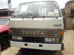 Toyota Dyna 1999 White | Trucks & Trailers for sale in Lagos State, Ifako-Ijaiye