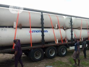 Gas Tanks - 3.5 Tons (6700 Litres) With All Tank Accessories | Heavy Equipment for sale in Lagos State, Amuwo-Odofin