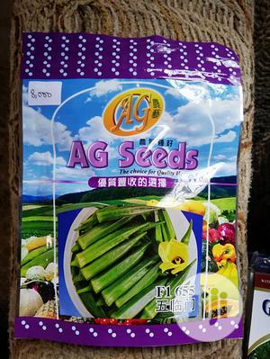 F1 655 Five Star Hybrid Okra   Feeds, Supplements & Seeds for sale in Ogun State, Ado-Odo/Ota