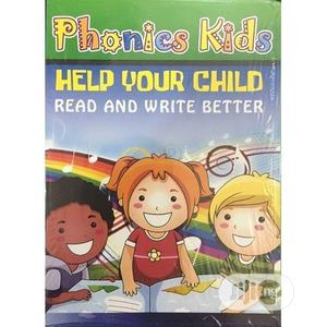 Phonics Kids- Help Your Child Read Better(FREE SHIPPING) | CDs & DVDs for sale in Oyo State, Ido