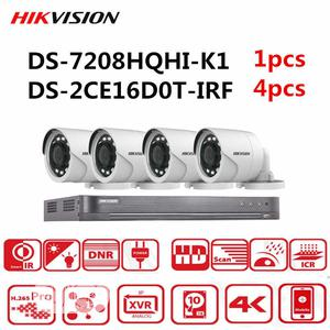 Hikvision 4CH DVR 1080P KIT Surveillance Video Recorder   Security & Surveillance for sale in Lagos State, Ikeja
