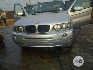 BMW X5 2005 4.4i Gold | Cars for sale in Lagos State, Amuwo-Odofin