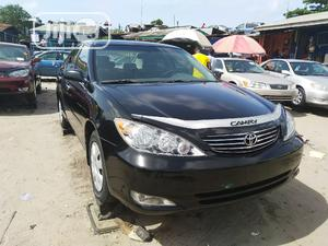 Toyota Camry 2005 Black | Cars for sale in Lagos State, Apapa