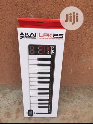 Akai LPK25 Studio Midi Keyboard   Musical Instruments & Gear for sale in Lagos State, Ojo