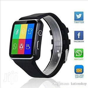 X6 Smart Watch | Smart Watches & Trackers for sale in Lagos State, Ikeja