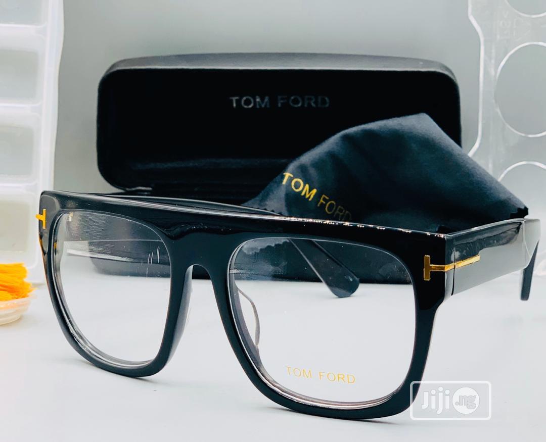 Archive: Designer Tom Ford Sunglass