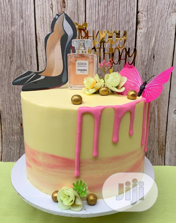 Bridal Shower Cake   Wedding Venues & Services for sale in Agboyi/Ketu, Lagos State, Nigeria
