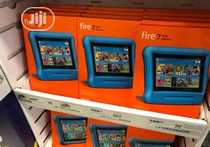 New Amazon Kindle Fire 16 GB Blue   Tablets for sale in Lagos State, Alimosho