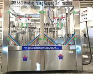 Bottle Water Production Machine For Bottle Water And Table Water   Manufacturing Equipment for sale in Lagos State, Ikeja