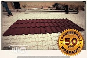 Durable New Zealand Gerard Stone Coated Roof Tiles Hertage | Building Materials for sale in Lagos State, Ajah